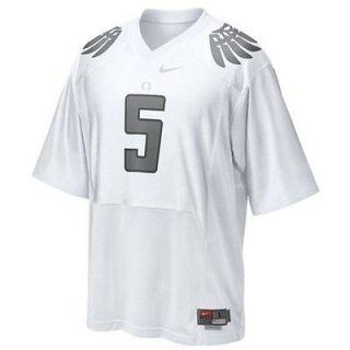 nike university of oregon ducks football #5 darron thomas jersey/Shirt