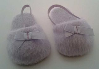Slippers 4 American Girl Dolls Just Like You Me Chrissa Mckenna Lanie