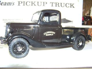 Jim Beam 1935 Ford Model A Clermont Pickup Truck Decanter