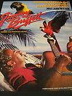 JIMMY BUFFETT Parrotheads   Just Add Water preserved 1985 PROMO AD