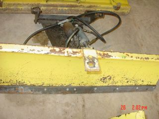 john deere snow blade in Parts & Accessories