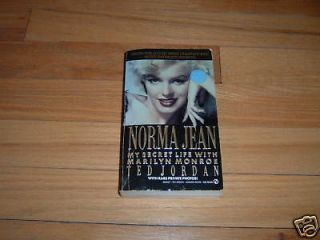 Marilyn Monroe Biography Secret Life With Ted Jordan