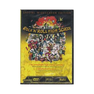 Rock N Roll High School DVD, 1999, Special Edition