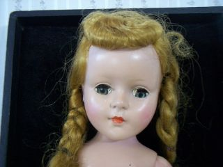 VINTAGE AMERICAN CHARACTER SWEET SUE?? DOLL~14 TALL