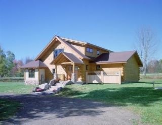 Log Home   log cabin home kit packages turn key homes loghome