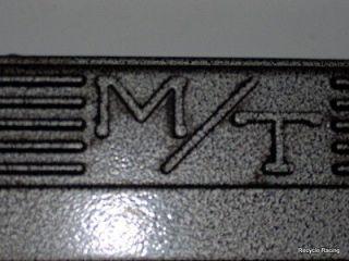 Mickey Thompson Finned Aluminum SBC Chevy Valve Covers Powder Coated