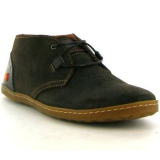 Art Shoes Genuine 0180 Qwerty Mens Casual Shoe Coffee Sizes UK 6   12