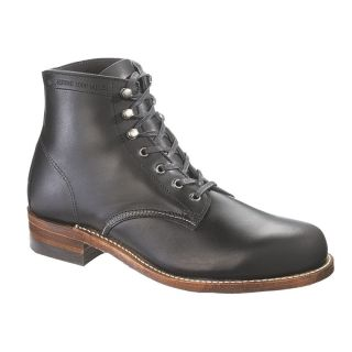 Wolverine Mens 1000 Mile Black Boot WO5300
