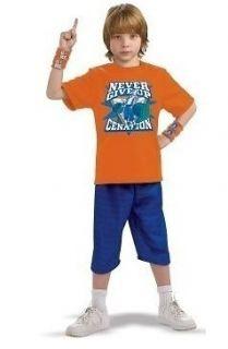 Rey Mysterio or John Cena (Muscle) Halloween Costume WWE