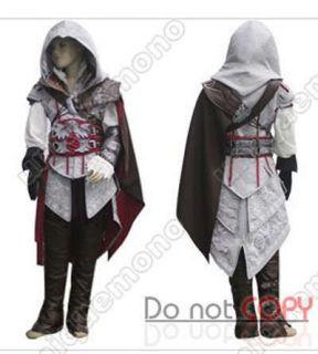 Assassins Creed II Ezio Child Cosplay Costume ANY SIZE