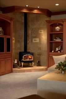 country wood stove in Heating Stoves