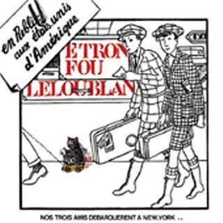 Leloublan En Public Au Etats Unis DAmerique CD Prog / Art, France