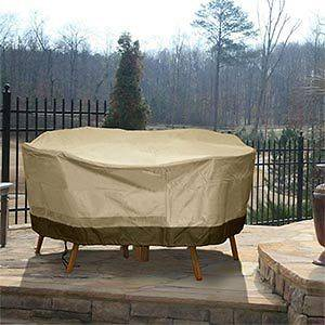 patio table cover round in Patio & Garden Furniture
