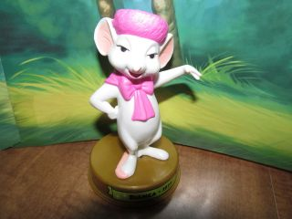 Bianca Mouse 100 Years Disney Figurine Figure Birthday Cake Topper