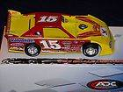 24 SCALE STEVE FRANCIS DIECAST DIRT LATE MODEL