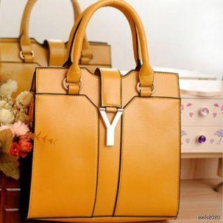 NEW PU LEATHER CUTE REUSABLE Shoulder Bags WOMENs HANDBAG Satchel