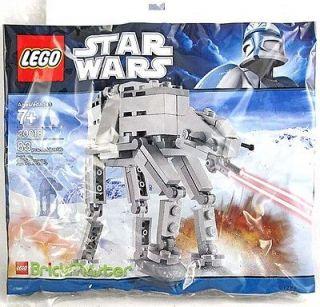 Star Wars Lego Mini AT AT Brickmaster 83 pcs Bagged #20018