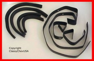 1947 54 Chevy Truck Front Inner Fender Gaskets 108 47