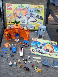 LEGO Spongebob Squarepants Adventures in Bikini Bottom 3827 w Box