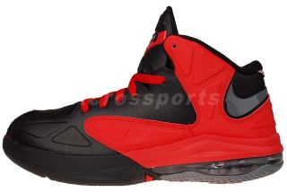 Black Red Lebron James Mens Basketball Shoes 536568 004