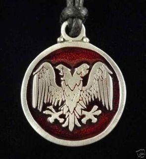 Eagle Jewelry Double Headed Eagle Pendant SCA 0620.10