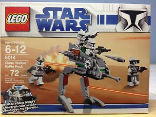 Lego Star Wars Clone Walker Battle Pack 8014 Clone Gunner Clone