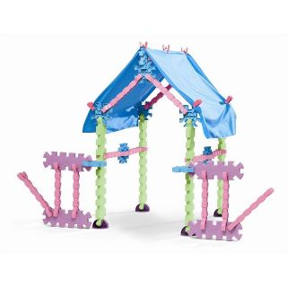 Little Tikes TikeStix Playhouse Kids Childs Outdoor Play House Toy