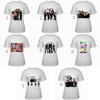 big time rush t shirts in Clothing,