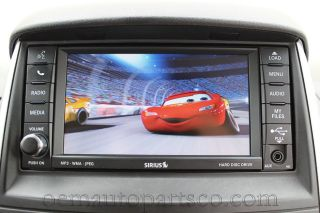 DODGE CHRYSLER JEEP CD PLAYER HIGH SPEED RBZ  HARD DRIVE DVD UNIT