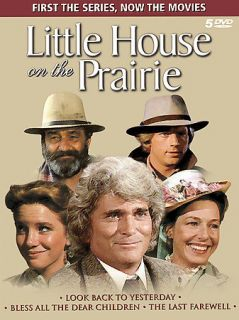 Little House on the Prairie   Special Edition Movie Box Set (DVD, 2006