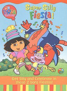 Dora the Explorer   Super Silly Fiesta NICK JR ,CHILDREN DVD, NEW