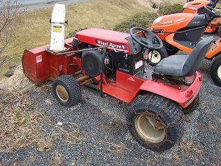 Good Used 1988 Wheel Horse 520 HC(C1 20OE01) Garden Tractor w/ ST