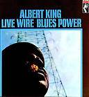 ALBERT KING   LIVE WIRE/BLUES POWER   NEW CD
