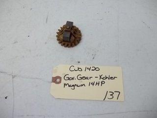 Cub Cadet 1420 Kohler Magnum 14HP Gov Gear