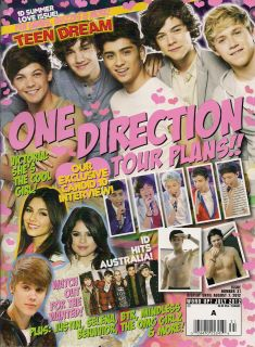 teen dream magazine