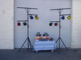 Stage Lighting & Effects  Stage Lighting Systems & Kits