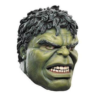 Hulk Avengers Latex Full Mask for Halloween Costume