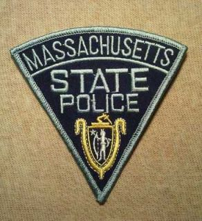 massachuses sae police in Collecibles