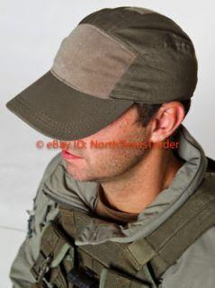 Operators Hat Tactical Velcro Baseball Cap Foliage Ranger Green