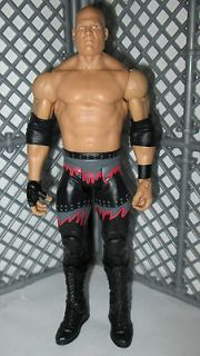 WWE KANE WRESTLING FIGURE ACCESSORY BASIC SERIES NO MASK UNDETAKER