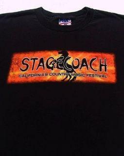 2010 Festival LARGE T SHIRT keith urban sugarland merle haggard toby