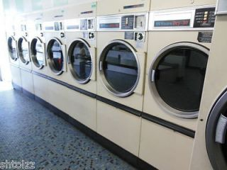 WASCODRY 30 COIN OPERATED FRONT LOADING PROFESSIONAL LAUNDRY DRYER