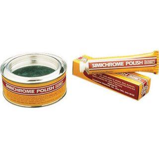 Simichrome Polish Metal Polishing Paste 8 oz. (ea) for Motorcycles