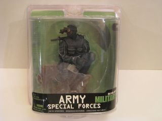 Mcfarlane Military Series 7 Army Special Forces Arctic Operations US