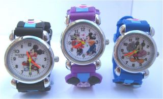 kids mickey mouse watch in Jewelry & Watches