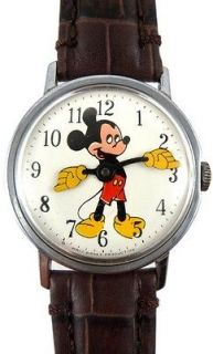 vintage mickey mouse watch ingersoll in Jewelry & Watches