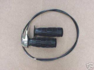 MINI BIKE MINIBIKE PART 65 THROTTLE CABLE &GRIPS 7/8