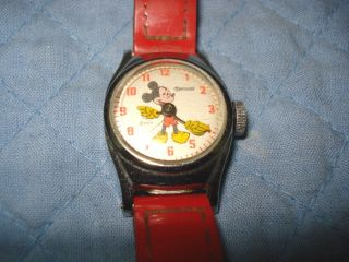 timex mickey mouse watch in Jewelry & Watches