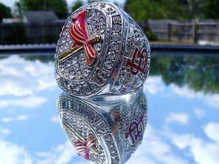 cardinals world series ring in Baseball MLB