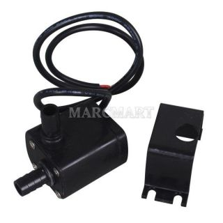 DC30A 1230 12V DC CPU Cooling CAR Brushless Water Pump Waterproof